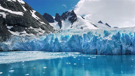 Die Gletscher Der Erde