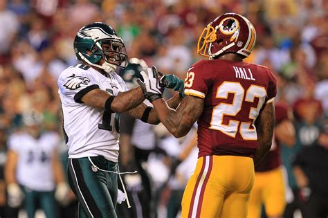 desean jacksons  visit    redskins usa