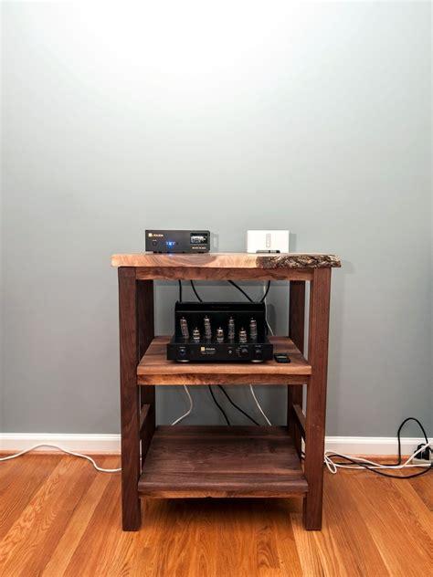 media cabinets modern custom made stereo cabinet by design by jeff spugnardi
