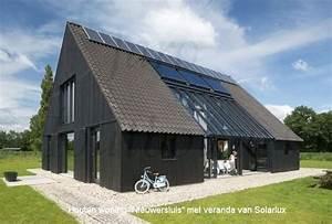 Een Houten Huis Op Maat Gemaakt Door Jaro Houtbouw