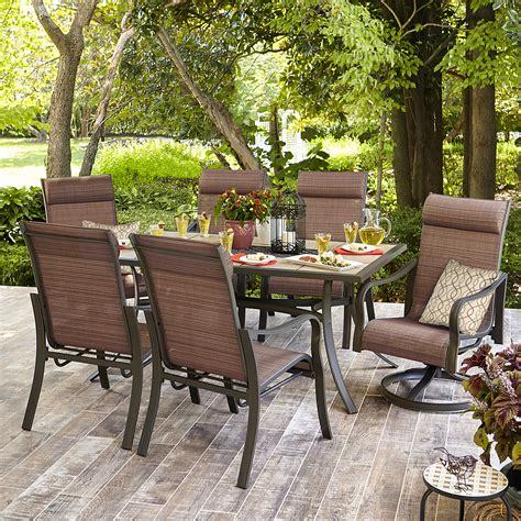 large size of patio furniture on a budget resin wicker patio dining sets on sale kmart furniture martha stewart