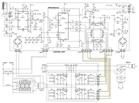 радиосхемы инверторы сварочные asea 160 и asea 250