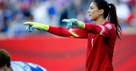 armour hope solo  soccer share responsibility