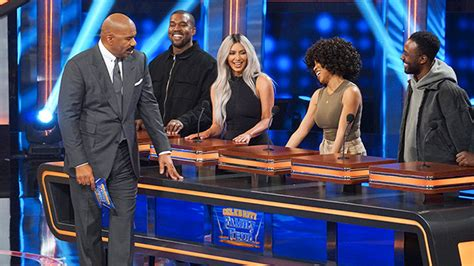 celebrity family feud season  premiere details