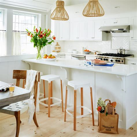 Home Decorating Ideas For Small Kitchens by 12 Genius Decorating Ideas For Small Kitchens Coastal Living