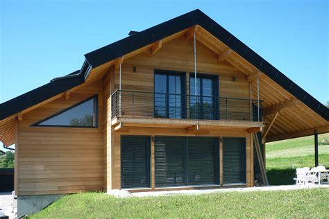 construction d une maison ossature bois 224 st ours 73