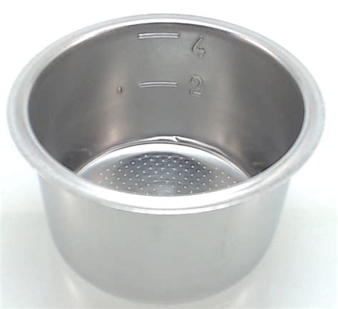 Honestly, while it's not exactly the same, the kitchenaid coffee maker doesn't do a bad job of it. 4101 - Mr. Coffee Espresso Maker Filter Basket