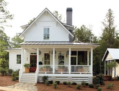 Small farm house plans from the Perfect Little House