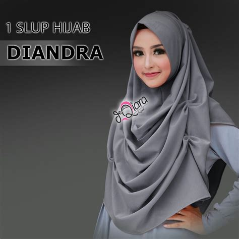 variasi jilbab instan jilbab instan modis diandra terbaru harga murah bundaku net