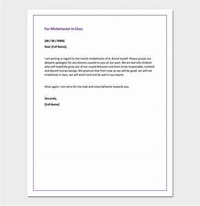 Apology Letter For Bad, Rude, or Unprofessional Behavior  7+ Formats