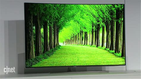 Tv Qled Samsung Samsung Unveils Qled Tv Cnet