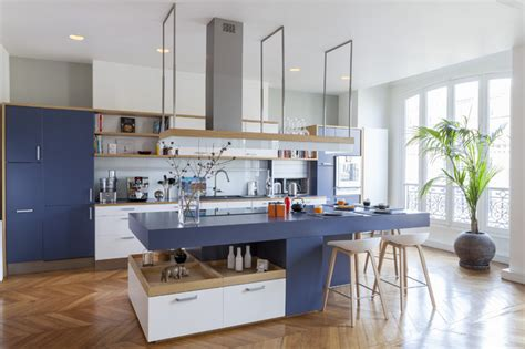 houzz kitchen floors r 233 publique contemporary kitchen by damien 1729