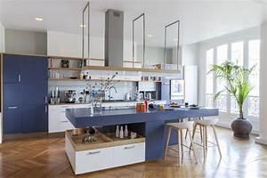 Facade De Cuisine Les Différents Matériaux : 11 fa ons de m langer les mat riaux sur un lot de cuisine ~ Melissatoandfro.com Idées de Décoration