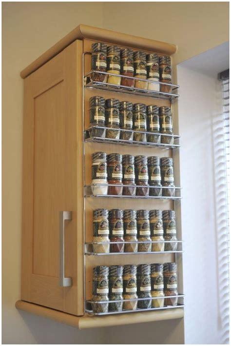 spice rack ideas   roomy  cramped kitchen