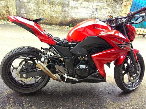 Modif Z250 by Sorowako Motorcycle Community Modifikasi Z250 Ala Bro Jalil