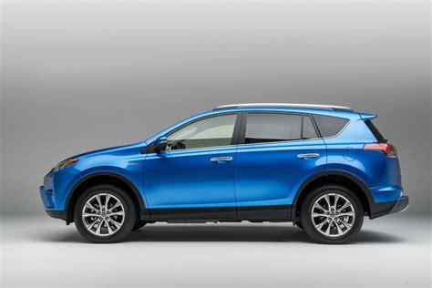 New Hybrid Cars by New York 2015 Toyota Rav4 Hybrid The About Cars