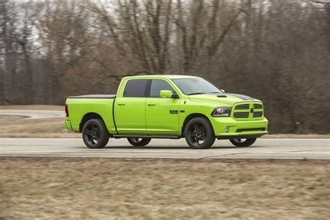 Ram 1500 Rolls Out Sublime, Blue Streak Colors
