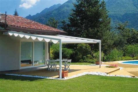 soluzioni per terrazzi strutture in alluminio e vetro