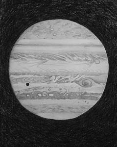 Planet Jupiter Drawing - Pics about space