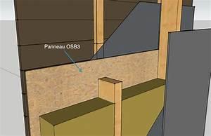 Mur En Osb : mur ossature bois composition kitmaisonbois ~ Melissatoandfro.com Idées de Décoration