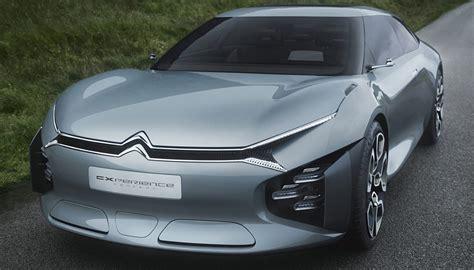 Citroen Car : CitroËn Cxperience Concept