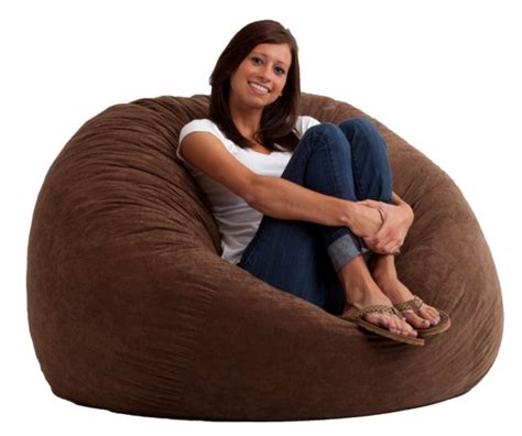3 Fuf Bean Bag Chair by 4 Ft Fuf Chair Comfort Suede Free Shipping