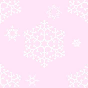 Light Pink Snowflake Background by Snowflakes Background Codes And Photos For Or Any