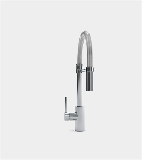 Kitchen Handles 3d Model by Single Handle Pull Faucet For Kitchen 3d Model