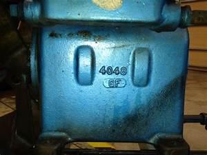 Help  Air Compressor Pump Identification