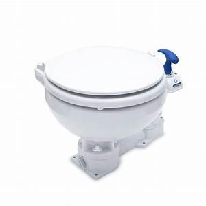 Marine Toilet Manual Compact  Manual