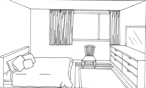 dessin d une chambre 38 dessins de coloriage chambre à imprimer sur laguerche