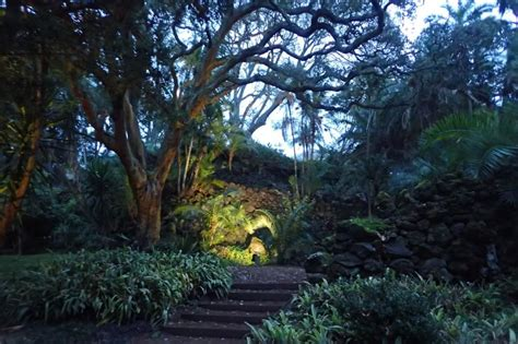 Botanischer Garten Ponta Delgada by Anreise Auf Die Azoren