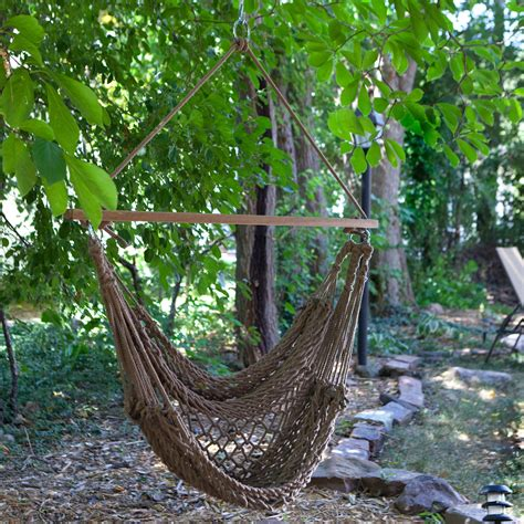 Hammock Swing Chair by Island Bay Rope Hammock Chair Hammock Chairs Swings At