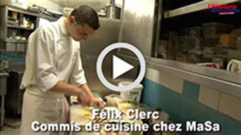 salaire chef de cuisine métier commis de cuisine