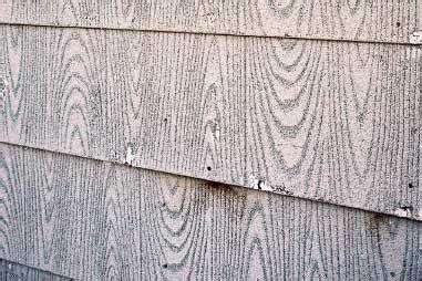 asbestos cement siding inspection internachi
