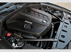 BMW 5 Series 4cylinder engines to feature BMW TwinPower