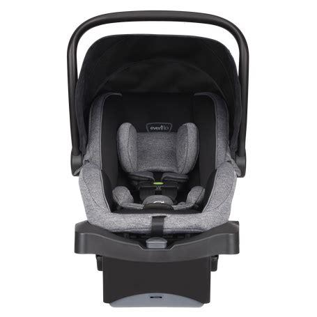 litemax infant car seat evenflo