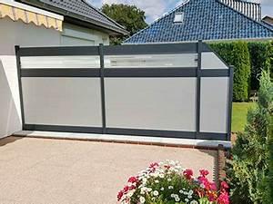 Brise Vue Opaque : brise vue en verre opaque pour terrasse brise vue opaque ~ Premium-room.com Idées de Décoration