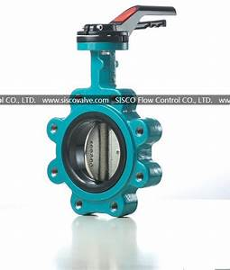 China Lug Type Butterfly Valve  Rbv030