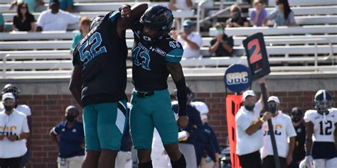 No. 24/25 Coastal Remains Undefeated with 28-14 Win Over ...