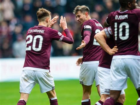 Talking point: Hearts showed there can still be life in ...