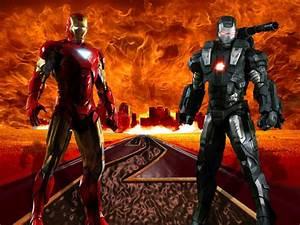 Iron, Man, 2, Wallpapers