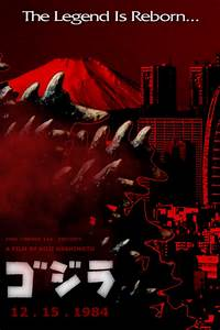 Godzilla 1984 Poster   www.pixshark.com - Images Galleries ...
