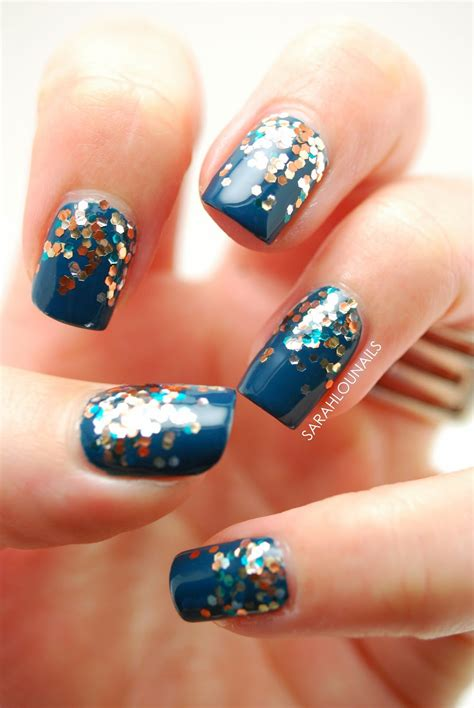 fashion alert gradient nail designs