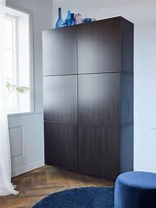 Meubles Besta Ikea : biblioth que meuble biblioth que design ou vintage ikea ~ Nature-et-papiers.com Idées de Décoration