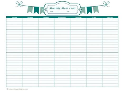 Meal Planning Binder Monthly Meal Plan  Mini Van Dreams. School Counseling Graduate Programs. Indoor Graduation Party Games. Family History Books Template. Survey Results Excel Template. Free Funeral Program Template. Top Computer Science Graduate Schools. Free Baseball Card Template. Shoe Design Template
