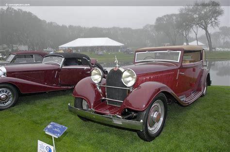 1932 Bugatti Type 46s