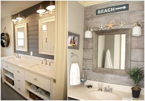 Bathroom Mirror Ideas Diy by How Wonderful Are These Diy Bathroom Mirror Ideas