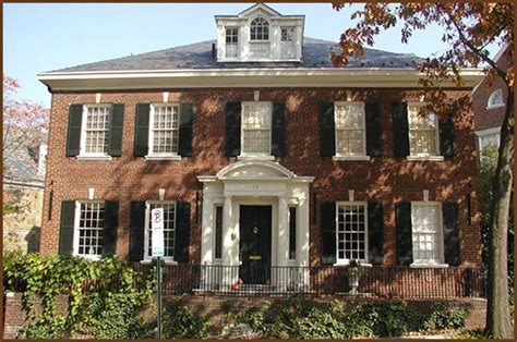 Surprisingly Georgian Colonial House Style by Architectural Style Guide Characteristics Of Different