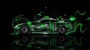 Monster Energy Nissan GTR R35 Tuning Plastic Car 2014